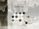 Dark City PowerPoint Template#10