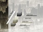 Dark City PowerPoint Template#14