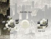 Dark City PowerPoint Template#17