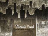 Dark City PowerPoint Template#20