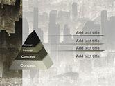 Dark City PowerPoint Template#4