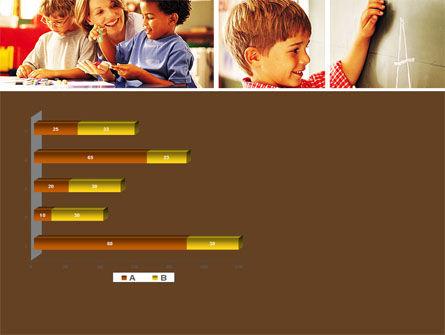 Primary School PowerPoint Template Slide 11