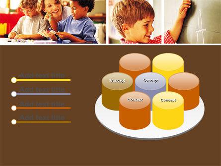 Primary School PowerPoint Template Slide 12
