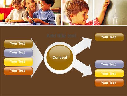 Primary School PowerPoint Template Slide 15