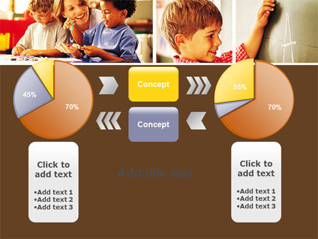 Primary School PowerPoint Template Slide 16