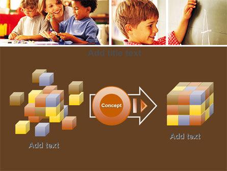 Primary School PowerPoint Template Slide 17