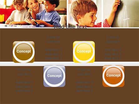 Primary School PowerPoint Template Slide 18