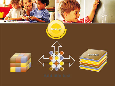 Primary School PowerPoint Template Slide 19