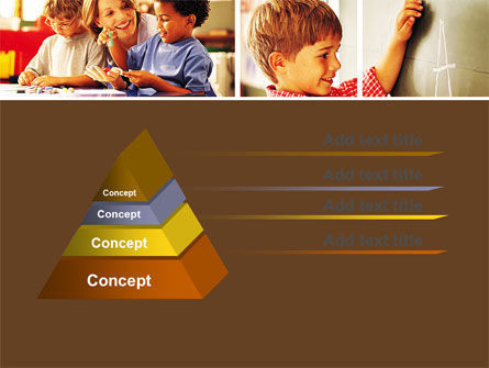 Primary School PowerPoint Template, Slide 4, 05730, Education & Training — PoweredTemplate.com