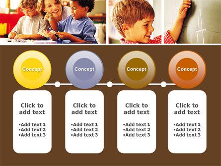 Primary School PowerPoint Template Slide 5
