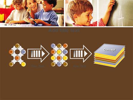 Primary School PowerPoint Template Slide 9