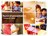 Education & Training: Templat PowerPoint Sekolah Dasar #05730