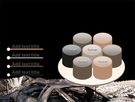 Car Bomb PowerPoint Template Slide 12