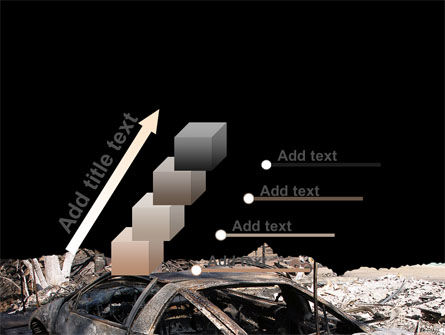 Car Bomb PowerPoint Template Slide 14
