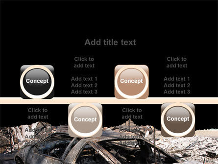 Car Bomb PowerPoint Template Slide 18