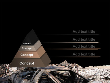 Car Bomb PowerPoint Template Slide 4