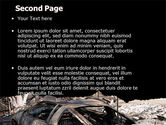 Car Bomb PowerPoint Template#2