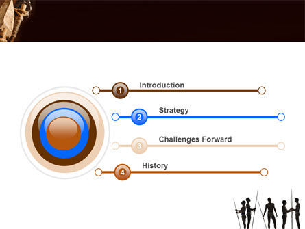 Spear Free PowerPoint Template, Slide 3, 05732, Education & Training — PoweredTemplate.com