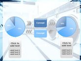 Laundry PowerPoint Template#11