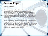 Laundry PowerPoint Template#2