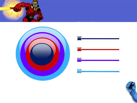 Superheroes PowerPoint Template Slide 9