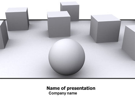 Be Various PowerPoint Template