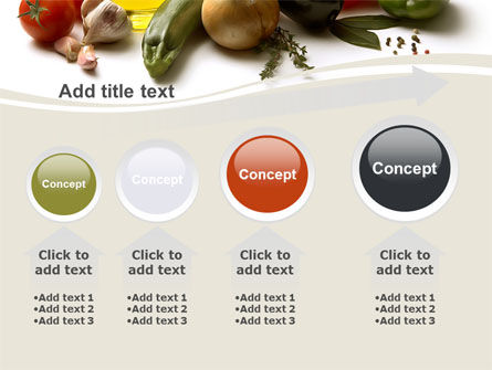 Grocery Products PowerPoint Template Slide 13