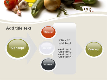 Grocery Products PowerPoint Template Slide 17