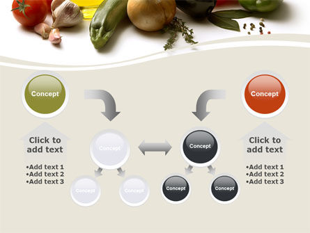Grocery Products PowerPoint Template Slide 19