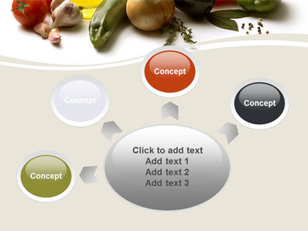 Grocery Products PowerPoint Template Slide 7
