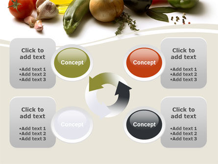 Grocery Products PowerPoint Template Slide 9