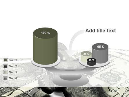 Dollar Bill PowerPoint Template Slide 10