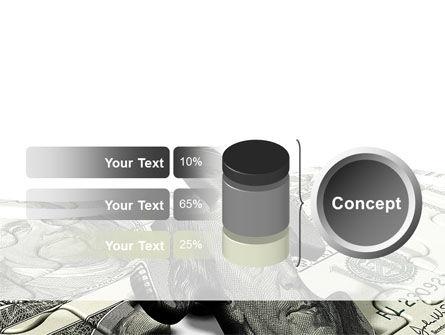 Dollar Bill PowerPoint Template Slide 11