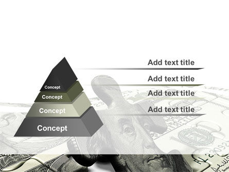 Dollar Bill PowerPoint Template Slide 12