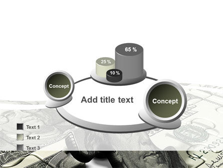 Dollar Bill PowerPoint Template Slide 16