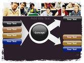 University Study PowerPoint Template#15