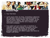 University Study PowerPoint Template#2