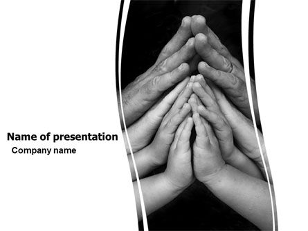 Family Harmony PowerPoint Template