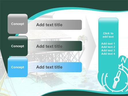 Lagoon PowerPoint Template Slide 12