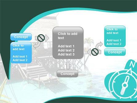 Lagoon PowerPoint Template Slide 13
