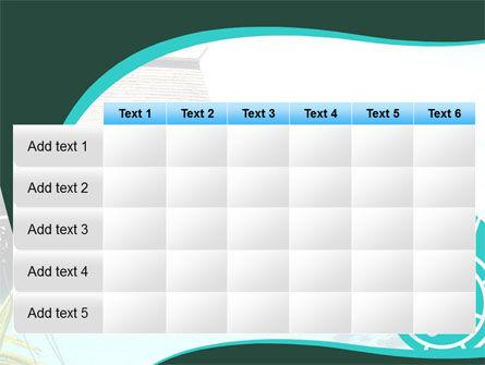 Lagoon PowerPoint Template Slide 15