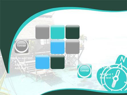 Lagoon PowerPoint Template Slide 16
