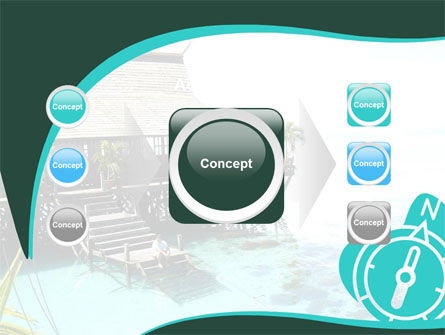 Lagoon PowerPoint Template Slide 17