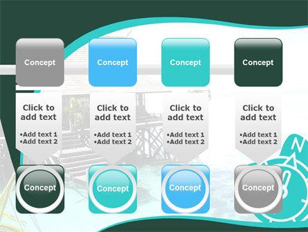 Lagoon PowerPoint Template Slide 18