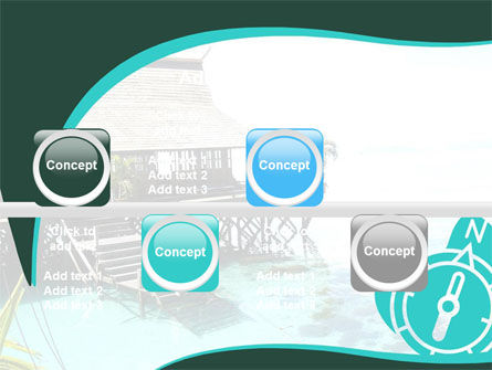 Lagoon PowerPoint Template Slide 19