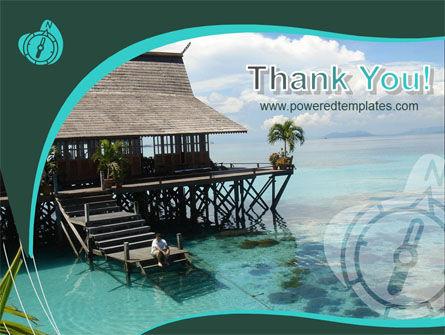 Lagoon PowerPoint Template Slide 20