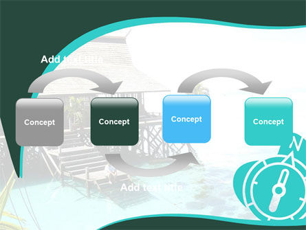 Lagoon PowerPoint Template, Slide 4, 05746, Careers/Industry — PoweredTemplate.com