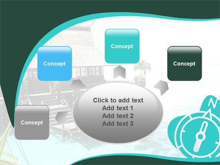 Lagoon PowerPoint Template Slide 7