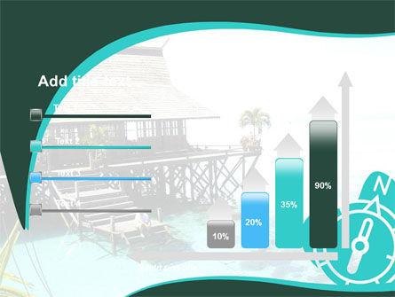 Lagoon PowerPoint Template Slide 8