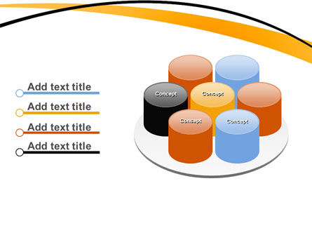 Reading Hall PowerPoint Template Slide 12
